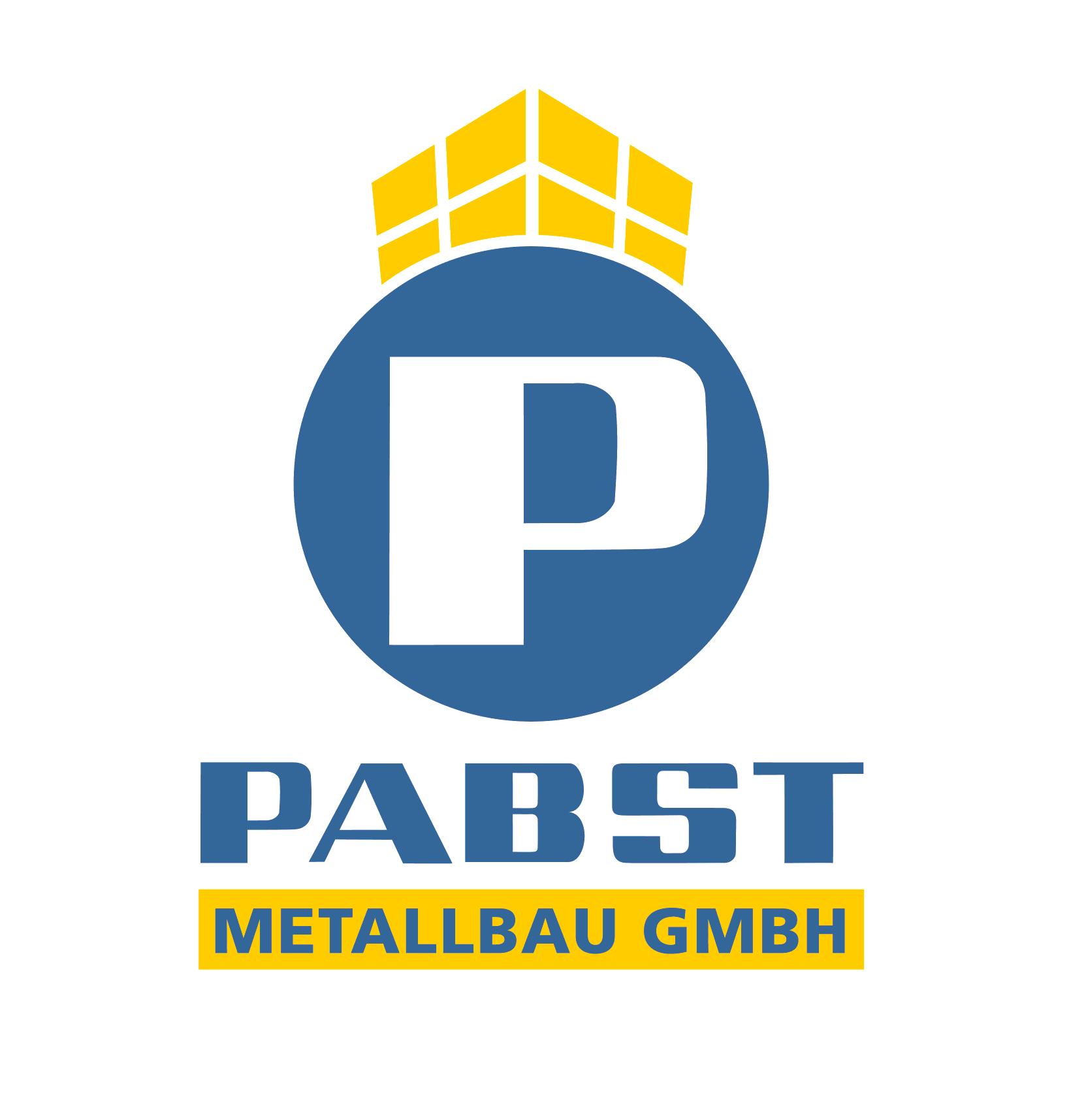 Logo Pabst Metallbau GmbH